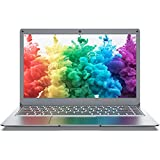 Jumper Laptop 13.3 Zoll FHD 8GB DDR4 128GB eMMC Notebook Intel Vier Kern Processor PC Computer Windows 10 Bluetooth 4.2 Dualband WLAN Erweiterbarer Speicher 1TB SSD und 256GB TF