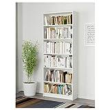 IKEA Bücherregal BILLY 80x28x202 cm weiß