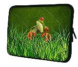 LUXBURG® 13 Zoll Notebooktasche Laptoptasche Tasche aus Neopren Schutzhülle Sleeve für Laptop / Notebook Computer