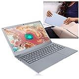 Dpofirs Jumper Tech EZbook S5 14 Zoll Laptop mit 1080P FHD Bildschirm, 6 GB RAM, 64 GB ROM, Dualband WLAN Laptop, großem Touchpad Computer für Windows 10(Mich)
